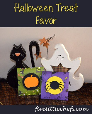 Halloween Treat Favor