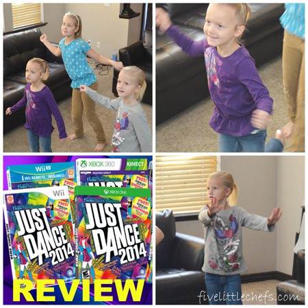Just Dance Kids 2014 Review #justdancekids2014 #cgc
