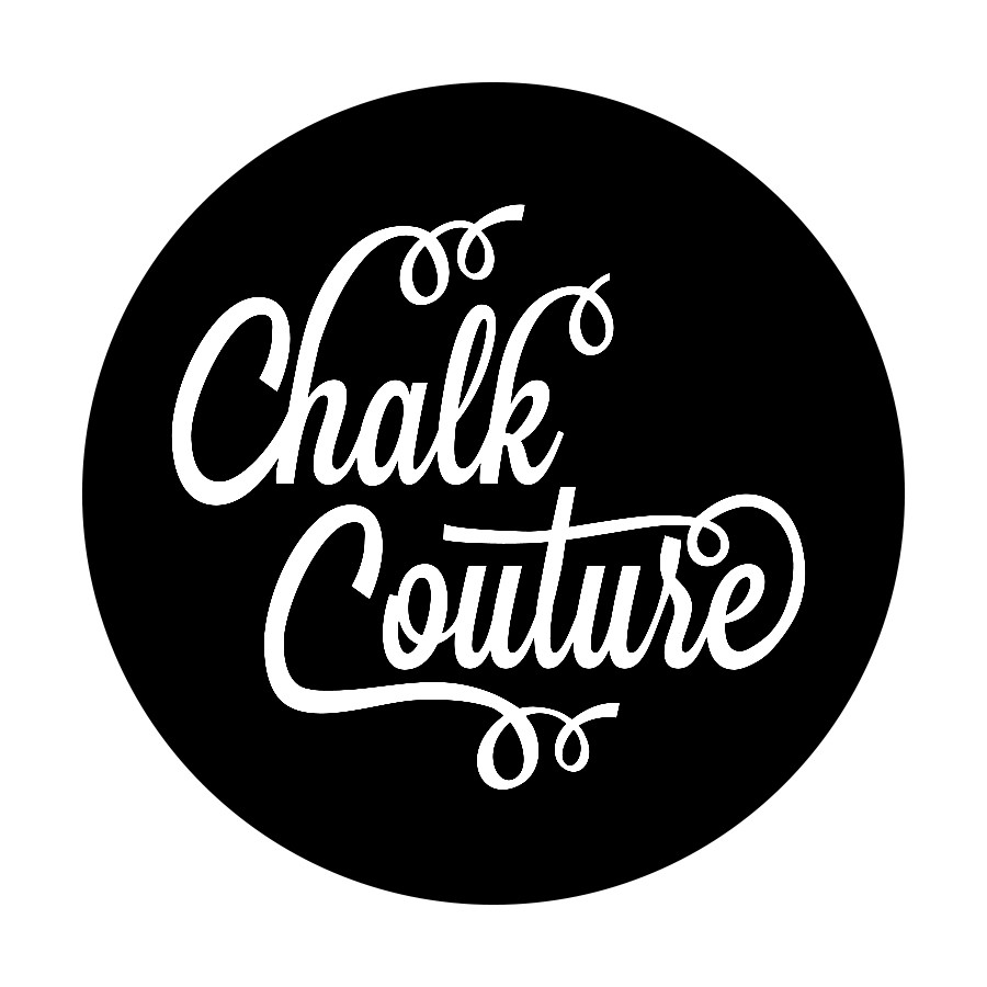 Chalk Couture is a Utah based company looking for backers on Kickstarter. They have elevated chalk magnet boards with amazing chalk paste and stencils.
